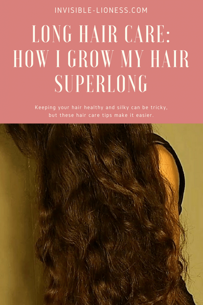 Are you interested in hair care for growth? Or do you just need some tips to keep your long hair healthy? Here I am sharing my long hair care tips, that I am using to grow my hair long in a healthy way. Read all about my long hair care now!