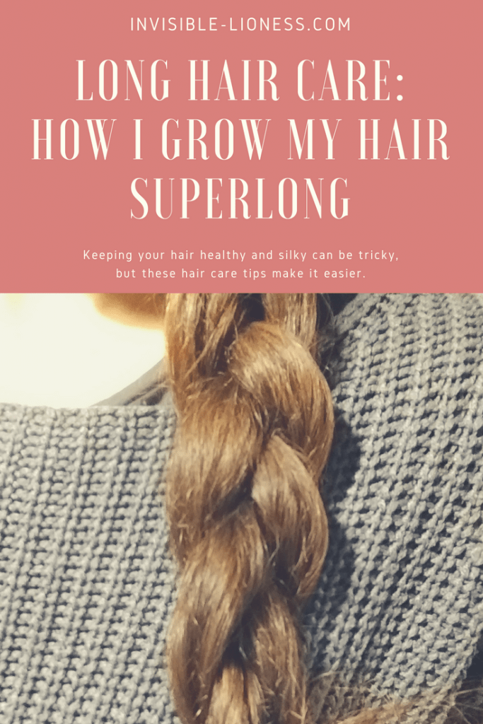 Are you interested in hair care for growth? Or do you just need some tips to keep your long hair healthy? Here I am sharing my hair care routine, that I am using to grow my hair long in a healthy way. Read all about my long hair care now!