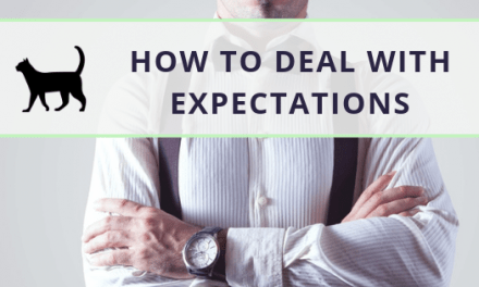 A few tips on how to deal with expectations