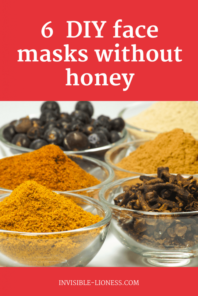 How To Make A Homemade Face Mask Without Honey