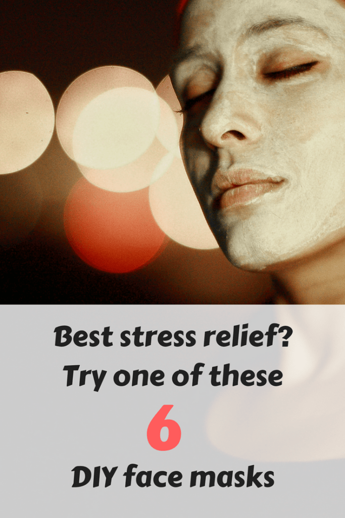 Looking for stress relief activities? In my opinion anything that I don't need to leave the house for is perfect. Like these 6 DIY face masks. Perfect to just kick back and relax!