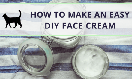 How to make an easy DIY face cream