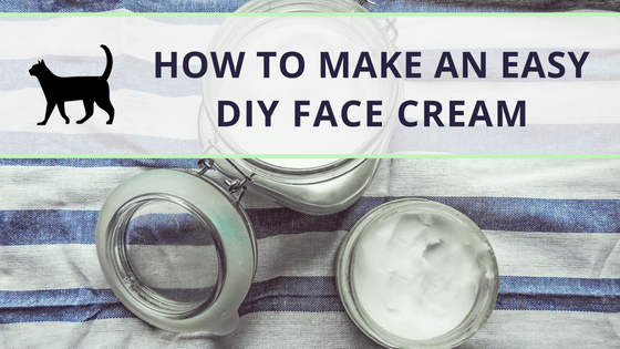 How to make an easy DIY face cream