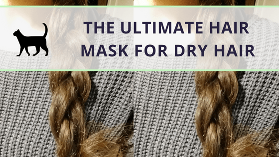 How to make a Homemade hair mask for dry hair