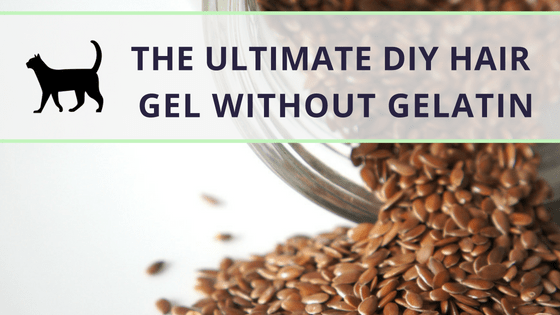 How to make the ultimate Homemade hair gel without gelatin