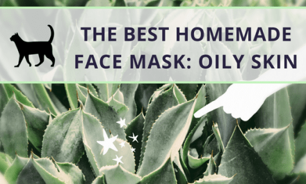 Try the Best Homemade Face Mask For Oily Skin, it's so easy!