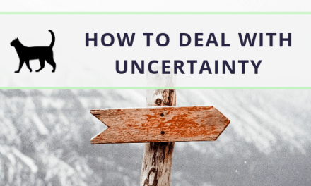 Learning how to deal with uncertainty – an interesting experiment
