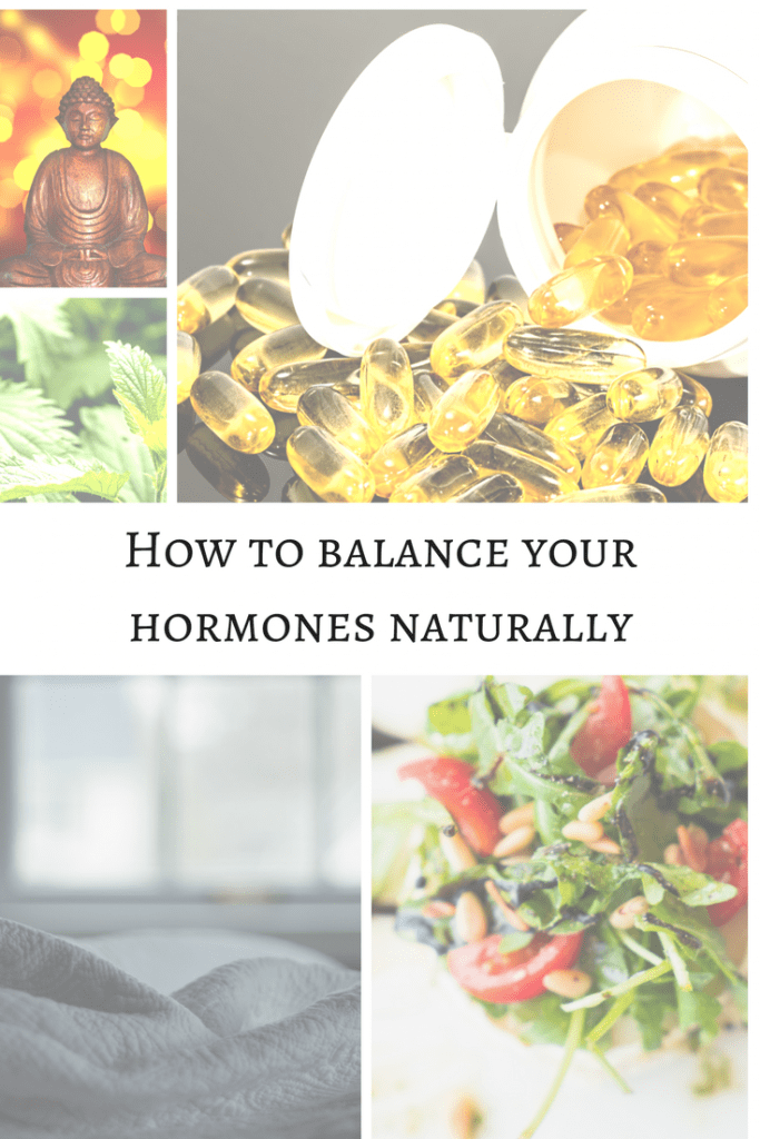 Wondering how to balance hormones naturally? This guide has all the information you need to get started on your way out of hormonal imbalance!