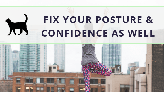 How to fix your posture for an instant confidence booster
