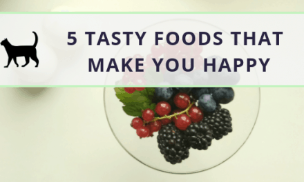 5 tasty foods that make you happy