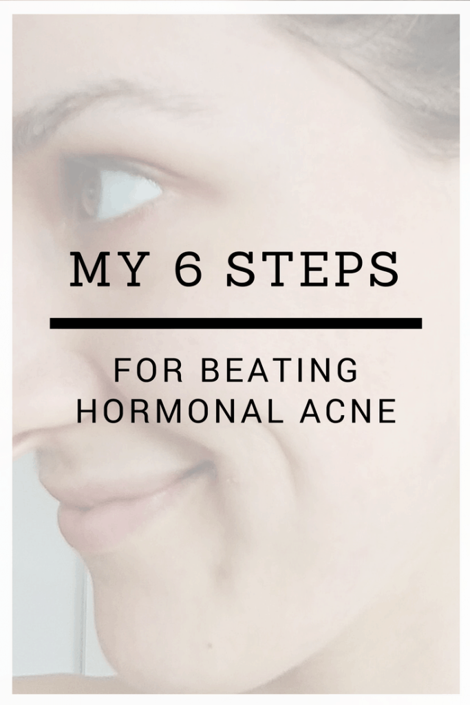I tried several hormonal acne treatments. But it took me years to figure out how to control it. These 6 steps here helped me heal my hormonal acne. I hope this can help someone else, too!