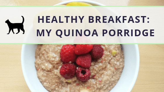 Want to know how I make my super healthy Quinoa breakfast?