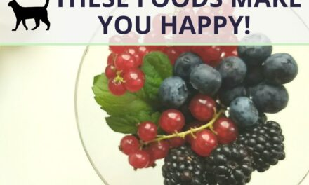 5 Tasty foods that make you happy (it's science!)