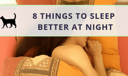 Sleep solutions: these things that will help you sleep better!