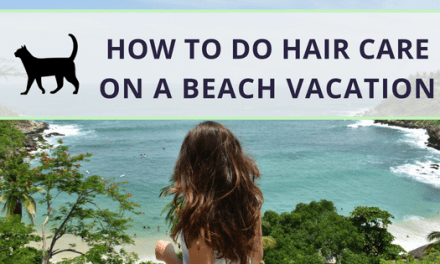How to do hair care for beach vacation