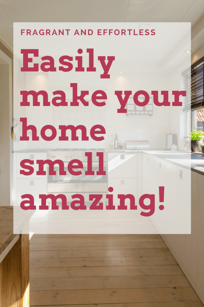 Want your house to smell good? This cleaning tip makes sure that your home smells amazing after cleaning, without any chemical air freshener! #cleaning #cleaninghacks #cleaningtips