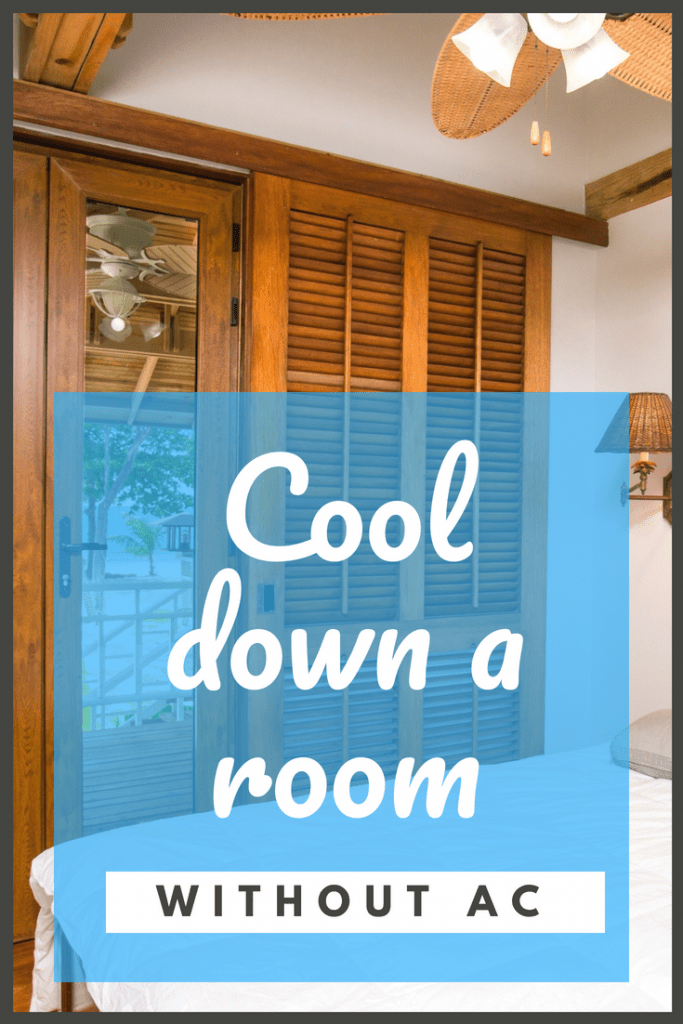 Do you need to cool your room down in summer? These tips will tell you how to make air cooler at home without AC! #lifehacks #cool #summer #tips #tricks #lifetips