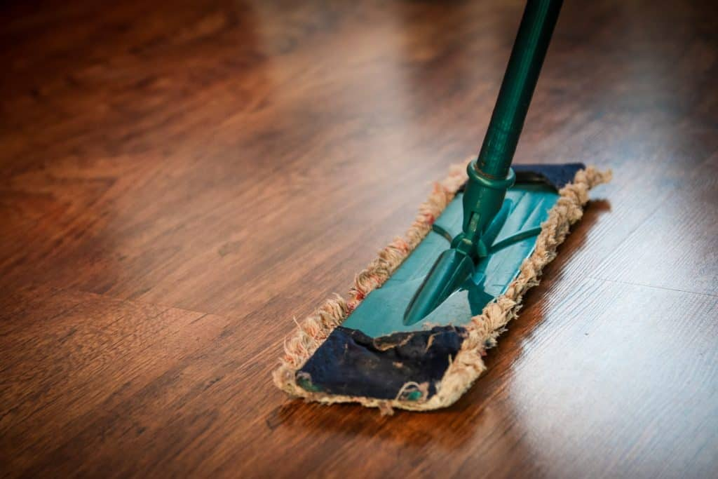 A cleaning mop infused with essential oils to make sure your home smells amazing!