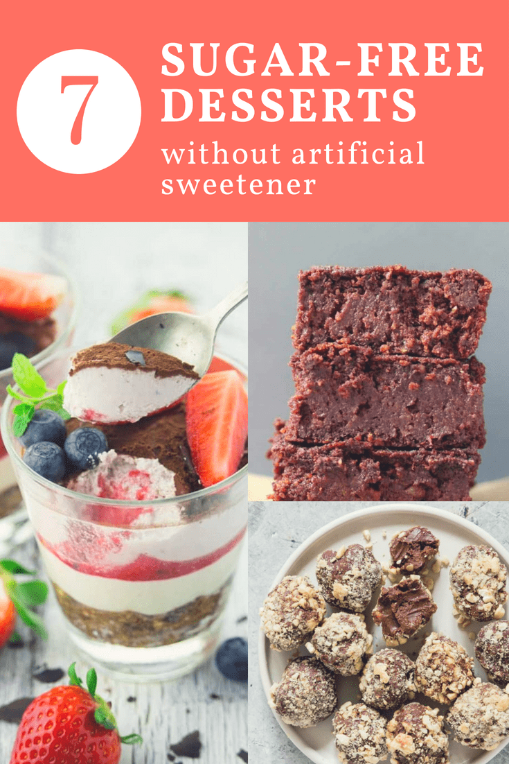 You love dessert but you want to eat healthy? Don't worry, these delicious sugar-free dessert recipes will satisfy any cravings! I recommend starting with the vegan tiramisu, it is easy and sooo tasty!