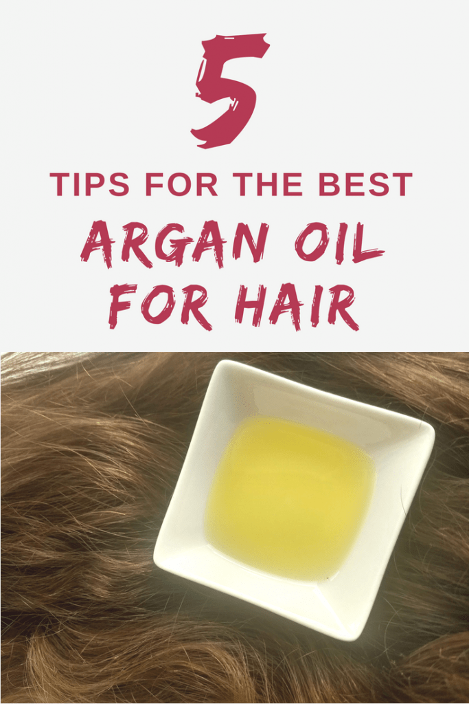 Have you heard good things of argan oil treatments, but you still need to actually buy argan oil? Check out these 5 tips to make sure you buy the best argan oil for your hair! #arganoil #haircare #hairtreatment #beauty #tips #benefits
