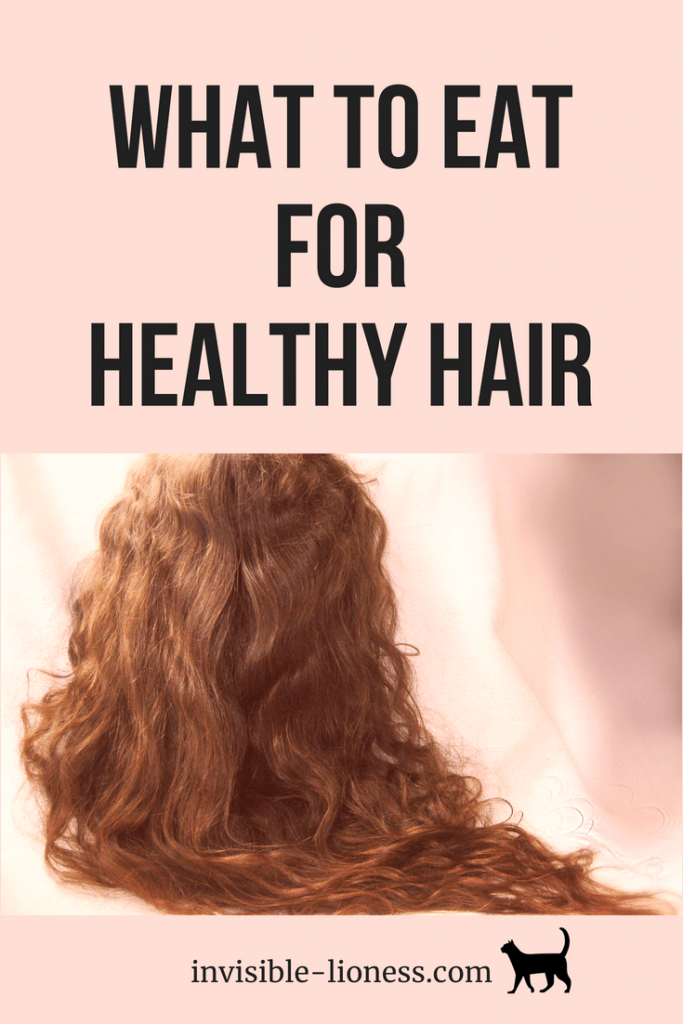 Wondering what foods to eat for strong and healthy hair? Learn everything you need to know about which foods to eat for hair growth and strong roots! #healthyhair #haircare #hair #healthyliving #beauty #longhair #wavyhair