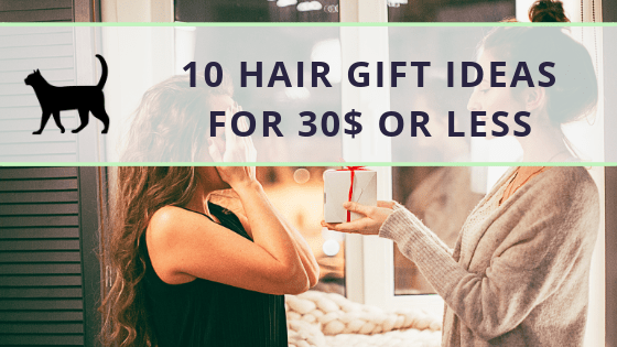 10 healthy hair gift ideas you can get under 30$