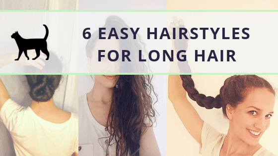 Quick and easy hairstyles for long hair to do yourself