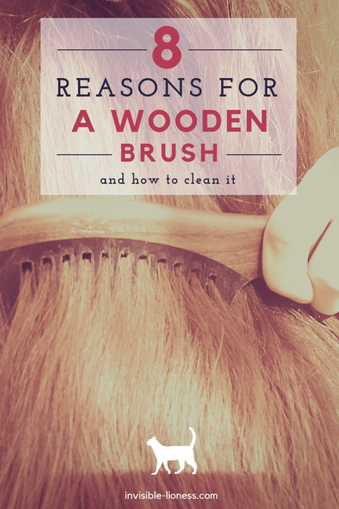 Are you wondering about the benefits of wooden brushes or combs? Wonder no more! Here are 8 reasons why you should be using one. Plus, some info on how to clean a wooden brush or comb!