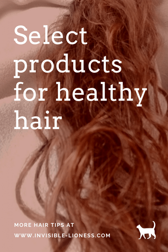 No idea which hair products to pick? This guide takes you through the most important criteria to pick healthy hair products!