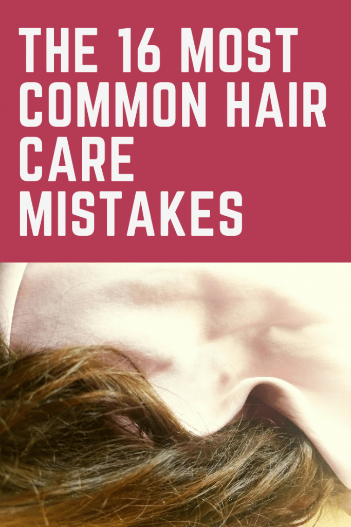 Are these hair care mistakes part of your hair care routine? If you want healthy hair growth, you might want to check out these hair care tips!