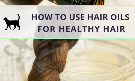 How to use hair oils for healthy hair