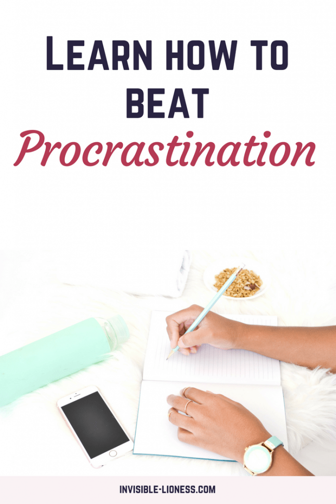 Looking for ways to overcome procrastination? Learn here how to finally beat procrastination!