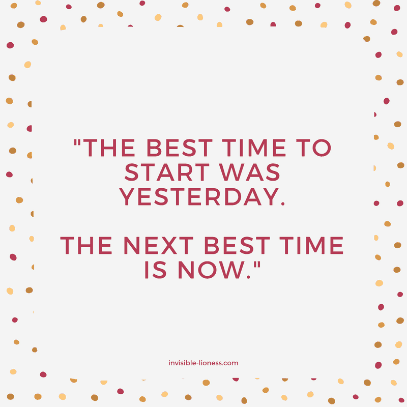 "Number 6 of the quotes about procrastination: ""The best time to start was yesterday. The next best time is now."""