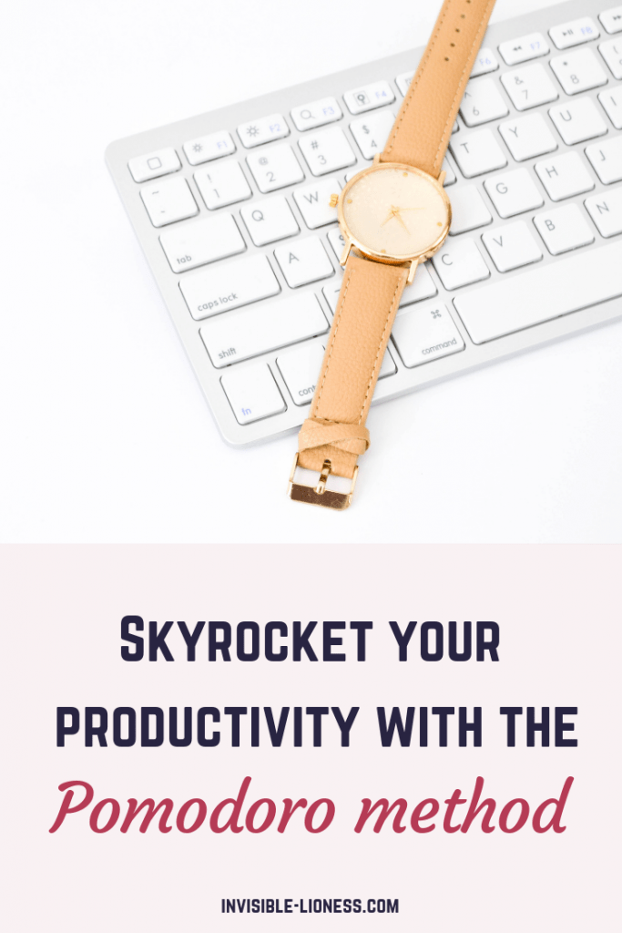 Have you heard of the Pomodoro technique? It's a great time-management technique you can use to skyrocket your productivity. Find out what the Pomodoro method is, how it works and how you can use your own Pomodoro timer!