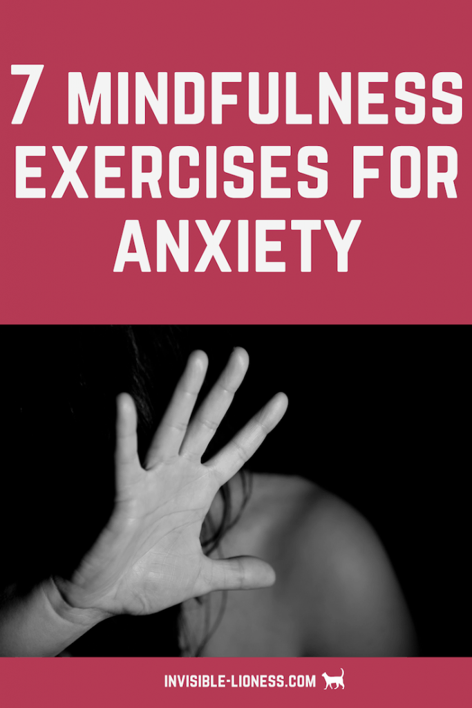 Do you suffer from anxiety? Mindfulness has been proven to help. Try these 7 mindfulness exercises for anxiety to test it out!