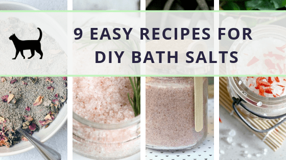 9 easy recipes for DIY bath salts: Time to soak!