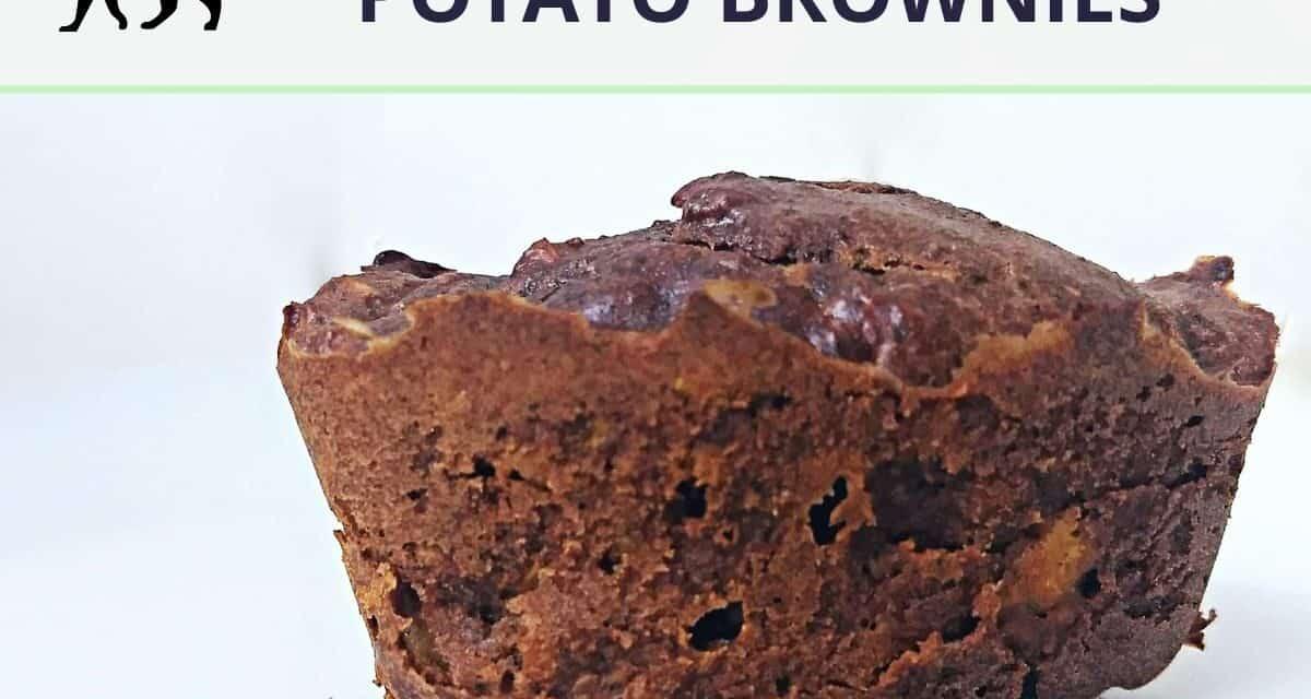 Easy Flourless sweet potato brownies: How to make them (sugar-free)