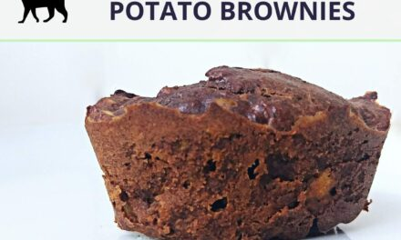 Easy Flourless sweet potato brownies: How to make them (sugar-free)