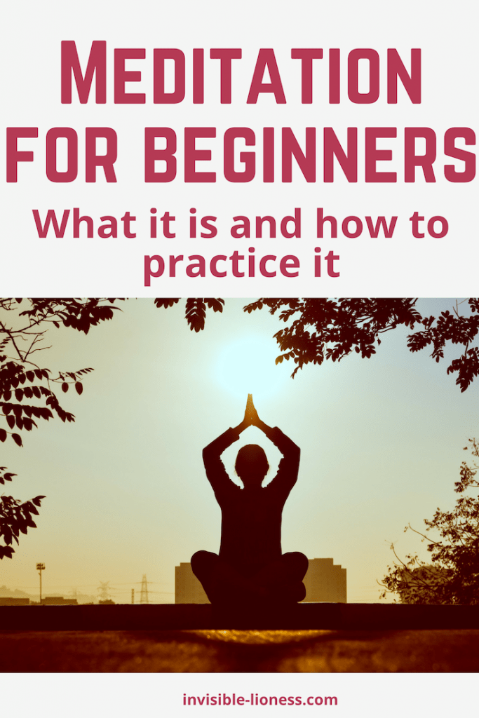Do you want to learn how to meditate? Check out this post on meditation for beginners - everything you need to know to learn how to meditate and practice mindfulness!