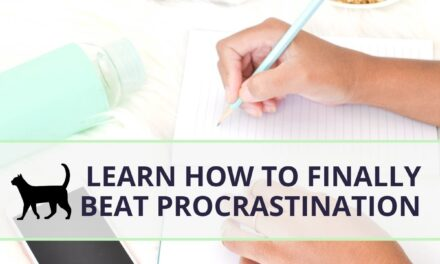 How to finally stop procrastinating for good