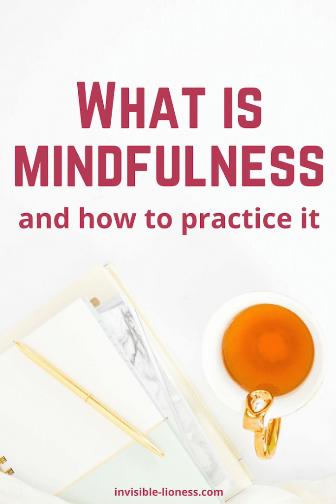 Do you want to know what mindfulness is and how to practice it? Here you get all the information: From a list of mindfulness benefits to helpful mindfulness activities. Check it out!