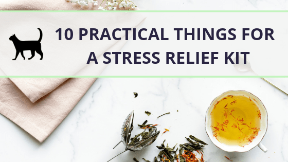 The most practical things to put in a Stress Relief Goodie Bag