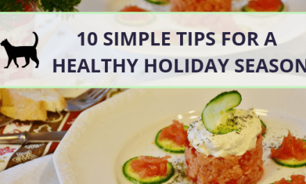 10 simple tips for staying healthy during the holidays