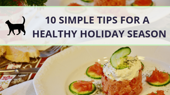 Follow these tips for staying healthy during the holidays!