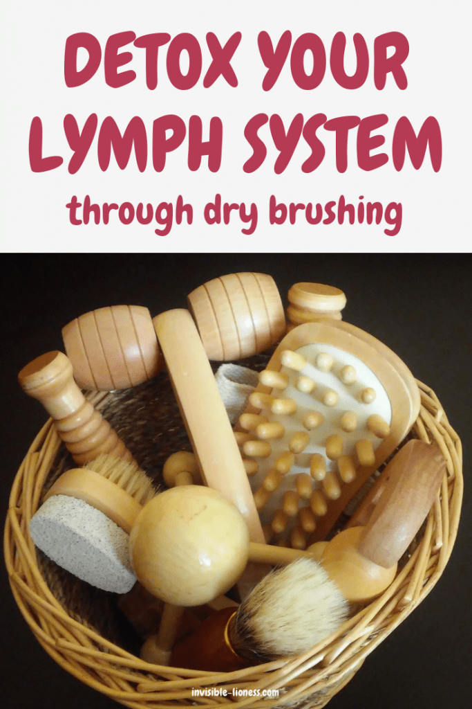 Do you have symptoms of a blocked lymphatic system? Dry brushing can help you with that. When done properly, it helps to detox and cleanse your lymph through massaging your entire body. Find out how to do it here!