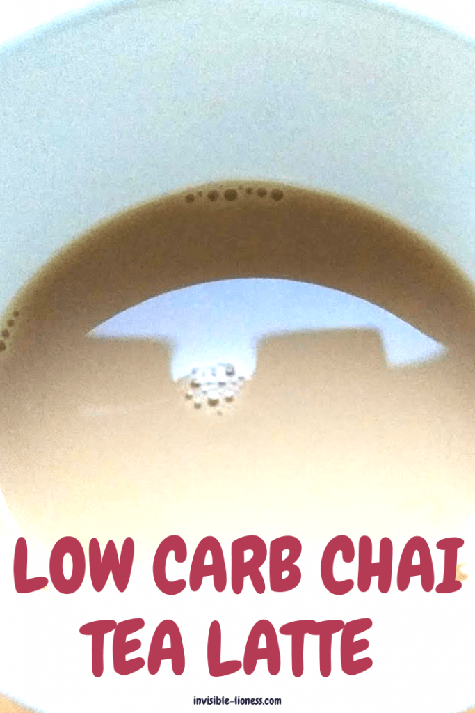 Trying to stay low carb or even in ketosis but missing the good old chai latte? I got the solution for you! This easy recipe for a homemade low carb chai tea latte will give you the enjoyment of a healthy chai latte without the sugar!
