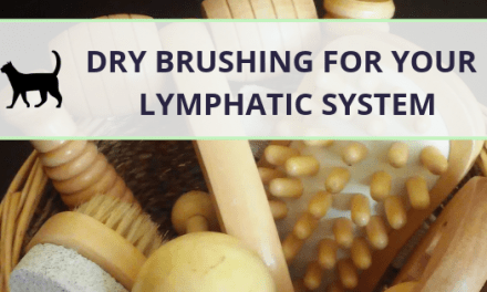 How to help your lymph system with dry brushing