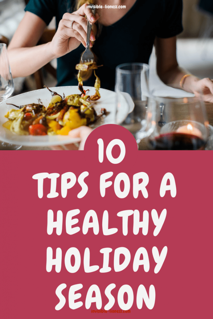 Need some tips for healthy holidays? Of course, what you eat during the festive season is important, but you also want to incorporate some healthy habits into this beautiful time of the year. Find out which ones make a difference here!