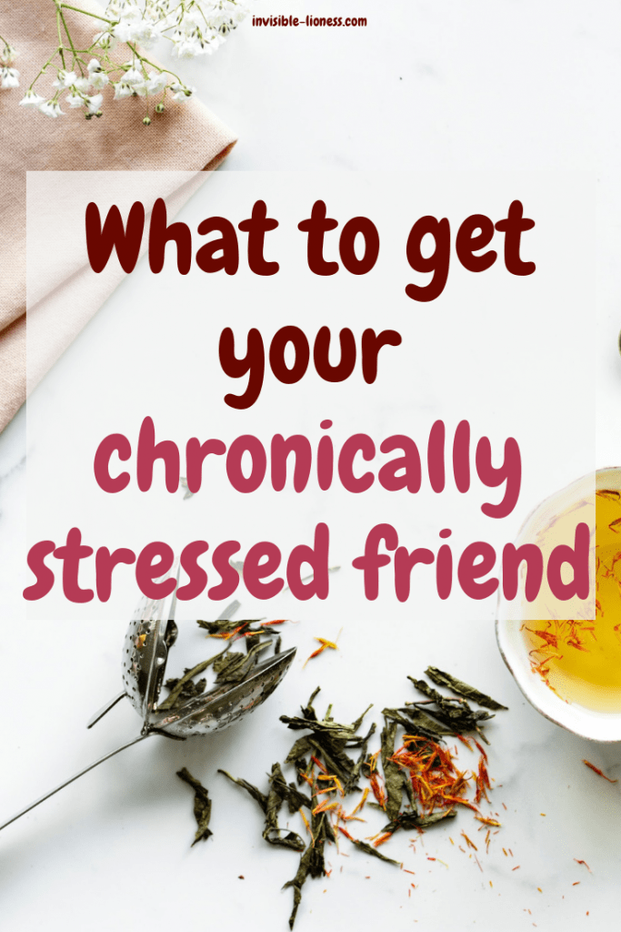Need some gift ideas for that chronically stressed person in your life? These stress relief gift ideas work for coworkers, women, men and friends alike. Check them out!