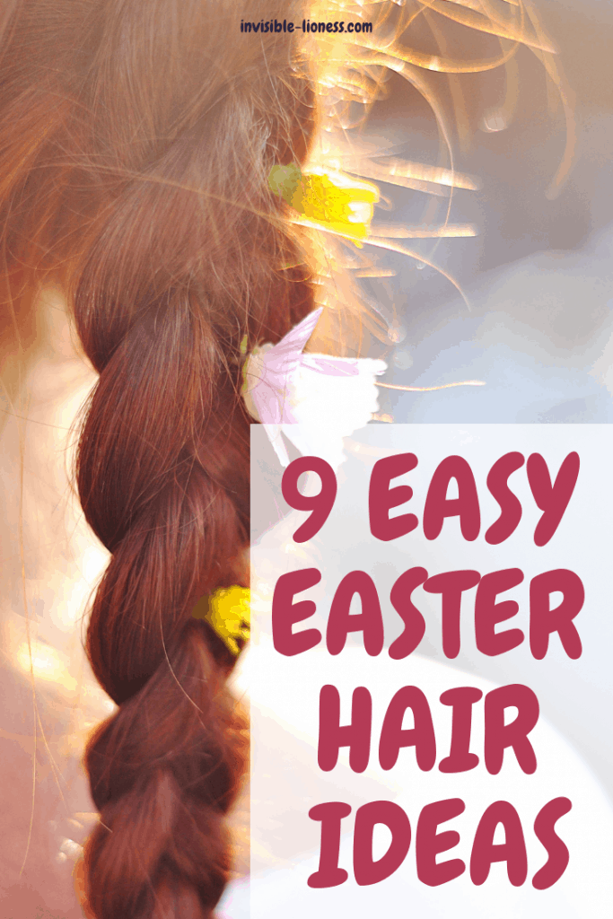 Looking for some Easter hair ideas for women? These 9 tutorials show you how to get cute Easter hairstyles in minutes!